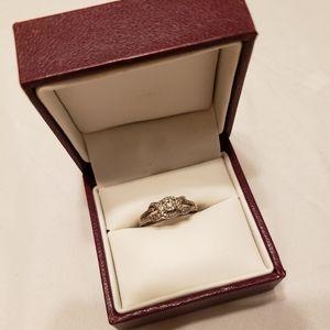 Helzberg Diamond Promise Ring